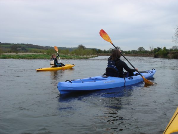 River Wye Kayaking